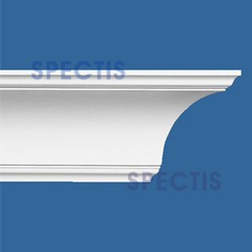 "MD1021 Spectis Crown Molding Trim 6 1/4""P x 6 1/4""H x 144""L"