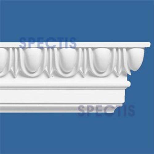 """MD1031 Spectis Decorative Crown Molding 2 7/8""""P x 5 7/8""""H x 144""""L"""