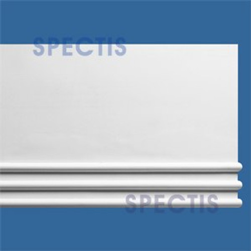 "MD1049 Spectis Molding Base Trim 1 3/4""P x 4""H x 144""L"