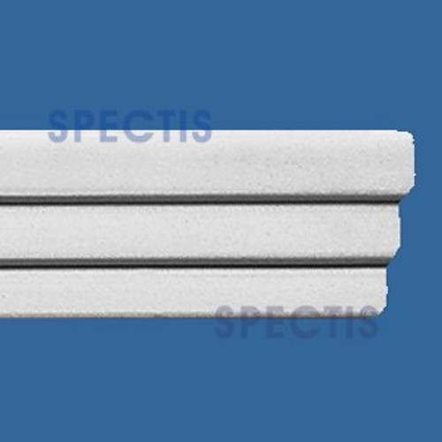 """MD1055 Spectis Molding Case Trim 1/2""""P x 1 5/8""""H x 144""""L"""