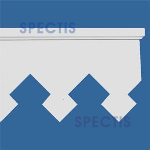 "MD1074 Spectis Molding Base Trim 1 3/4""P x 11 1/2""H x 10'9""L"