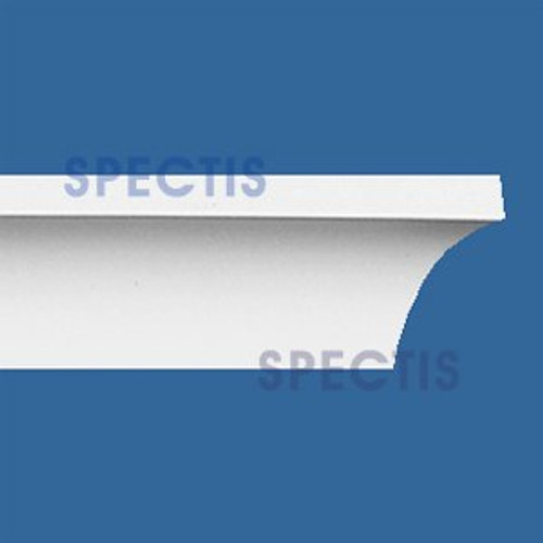 "MD1091 Spectis Crown Molding Trim 1 3/4""P x 1 3/4""H x 144""L"