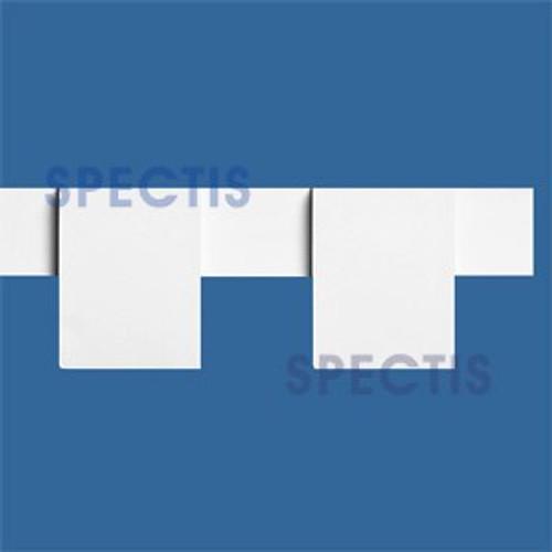 """MD1092 Spectis Molding Dentil Trim 1 1/2""""P x 4 1/2""""H x 140""""L"""
