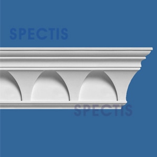 "MD1100 Spectis Crown Molding Trim 2 7/8""P x 5 1/4""H x 144""L"