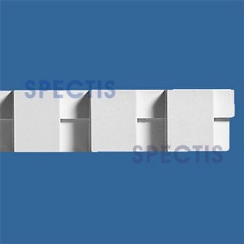 """MD1105 Spectis Molding Dentil Trim 1 1/2""""P x 3""""H x 144""""L"""
