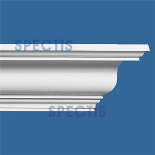 "MD1112 Spectis Crown Molding 7 11/16""P x 5 5/16""H x 144""L"
