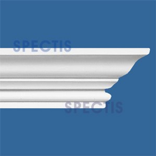 "MD1113 Spectis Crown Molding Trim 3 1/2""P x 4 1/2""H x 144""L"