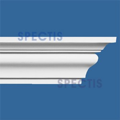 "MD1120 Spectis Crown Molding Trim 4 1/4""P x 5 1/2""H x 144""L"