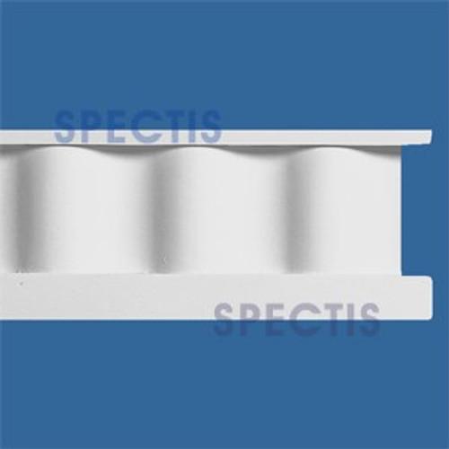 """MD1129 Spectis Molding Case Trim 1 1/2""""P  x 6""""H x 72""""L"""