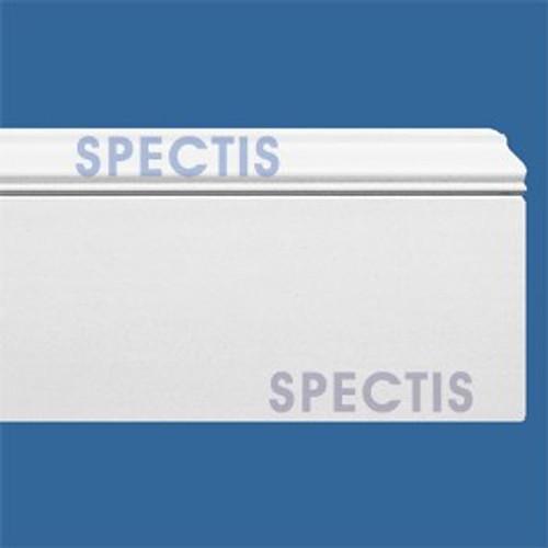"""MD1135 Spectis Molding Base Trim 1 1/8""""P x 6""""H x 144""""L"""