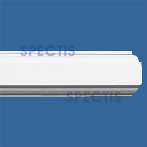 """MD1136 Spectis Molding Rail Trim 9/16""""P x 1 1/2""""H x 144""""L"""