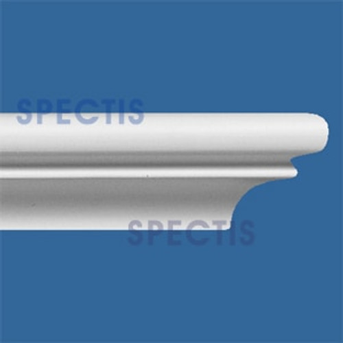 "MD1143 Spectis Crown Molding Nose 2 1/2""P x 2 3/4""H x 144""L"