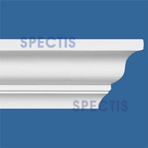"""MD1147 Spectis Crown Molding Trim 5 1/8""""P x 7 1/2""""H x 144""""L"""