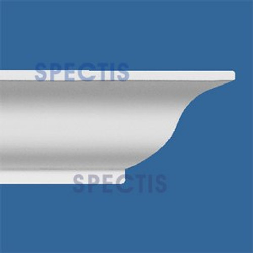 "MD1157 Spectis Crown Molding Trim 3""P x 3""H x 144""L"