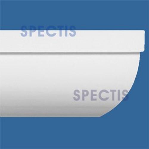 """MD1164 Spectis Crown Molding Trim 5 5/8""""P x 10""""H x 144""""L"""