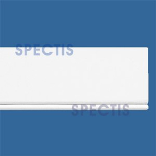 "MD1166 Spectis Molding Base Trim 1 1/8""P x 4 1/2""H x 120""L"