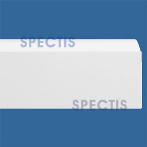 "MD1170 Spectis Molding Base Trim 5/8""P x 5 1/4""H x 144""L"