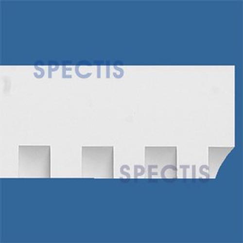 """MD1174 Spectis Molding Dentil Trim 1 1/2""""P x 5 7/8""""H x 142""""L"""