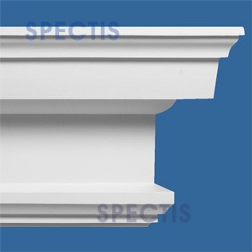 """MD1192 Spectis Crown Molding Trim 9""""P x 19 1/8""""H x 144""""L"""