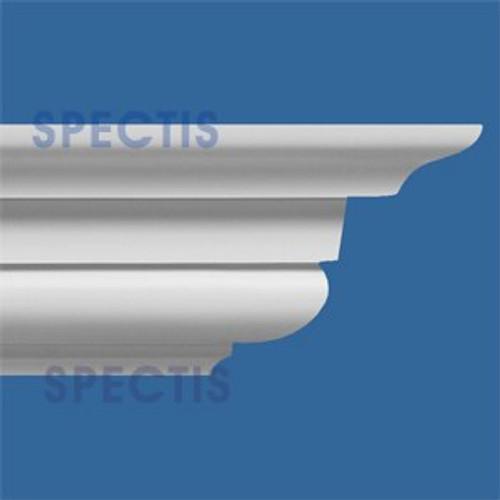 """MD1251 Spectis Crown Molding Trim 9 1/2""""P x 11 1/4""""H x 144""""L"""
