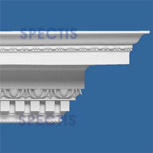 "MD1259 Spectis Crown Molding Trim 12""P x 12 3/4""H x 139""L"