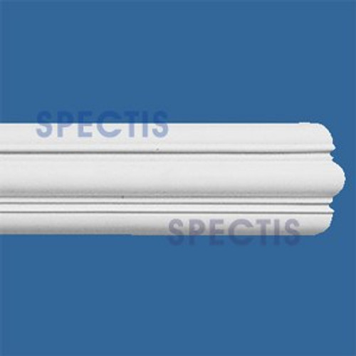 "MD1369 Spectis Molding Plant On Trim 7/8""P x 3""H x 144""L"