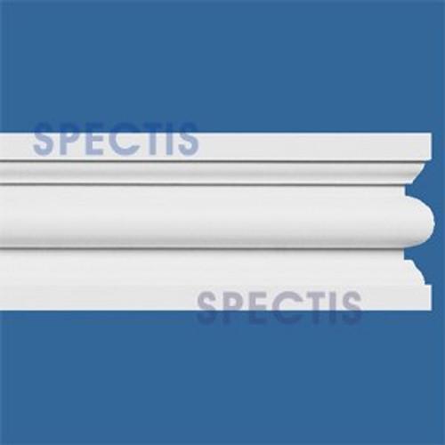 """MD1370 Spectis Molding Case Trim 1 1/8""""P x 5 3/4""""H x 144""""L"""