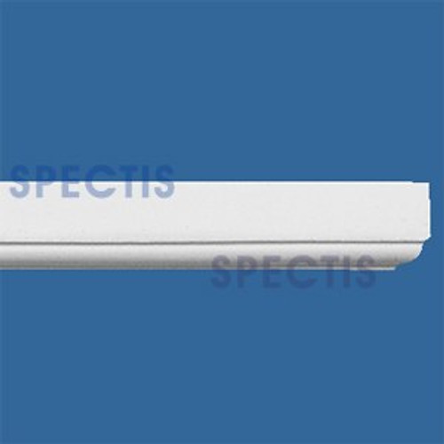 """MD1378 Spectis Molding Base Cap Trim 9/16""""P x 1""""H x 96""""L"""
