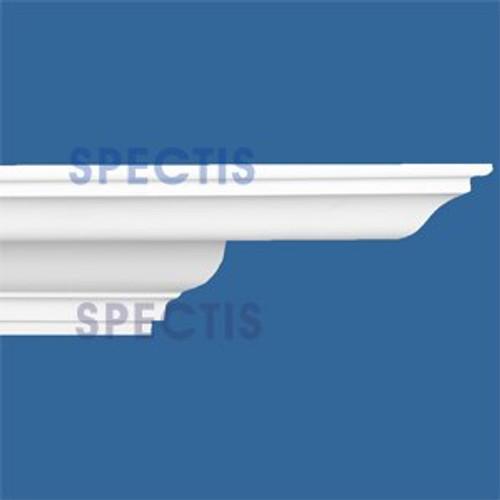 """MD1415 Spectis Crown Molding 9 1/16""""P x 4 15/16""""H x 144""""L"""