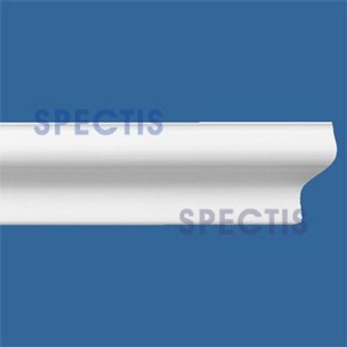 """MD1535 Spectis Cap Trim 1 3/16""""P x 1 5/8""""H x 144""""L"""