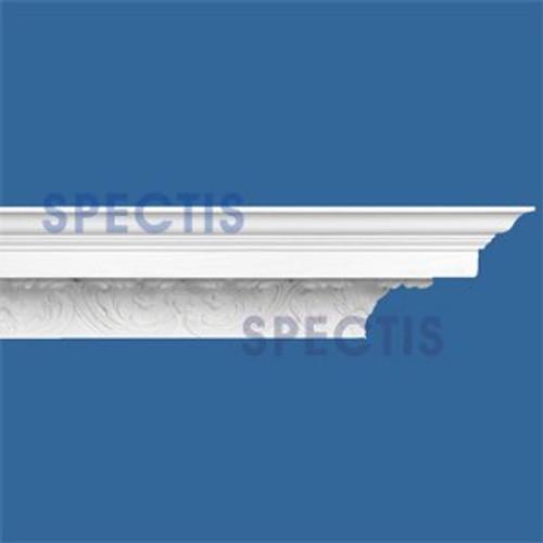 """MD1536 Spectis Molding Wood Grain Trim 10""""P x 8 3/8""""H x 144""""L"""