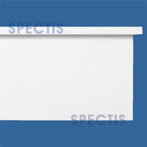 """MD1565 Spectis Molding Base Trim 6""""P x 1 1/2""""H x 144""""L"""