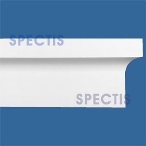 """MD1570 Spectis Molding Base Cap 2 3/4""""P x 10 13/16""""H x 144""""L"""