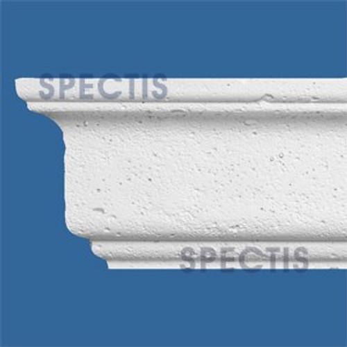 "MD1622FS Spectis Fossil Stone Cap Trim 2 1/2""P x 4 1/2""H x 144""L"