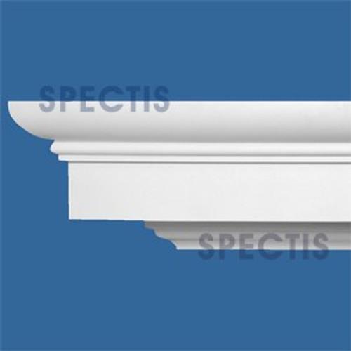"""MD1658 Spectis Crown Molding Trim 11 7/8""""P x 10 3/4""""H  x 144""""L"""