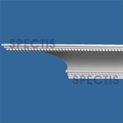 """MD1729 Spectis Crown Molding Trim 8 1/8""""P x 4 5/8""""H x 144""""L"""