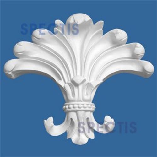 """PQ3502 Decorative Urethane Plaque 5 1/4""""P X 14""""H X 16 1/2""""W"""