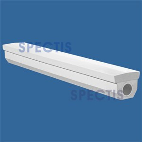 "RAL2102T 3 1/2""W Top Railing in 12' Length"