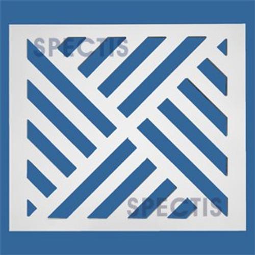 "RP3902 Decorative Square Panel 1""P X 28"""