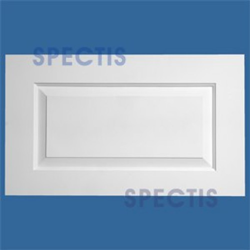 "RP3910 Recessed Rectangular Panel 38"" x 22 1/2"""