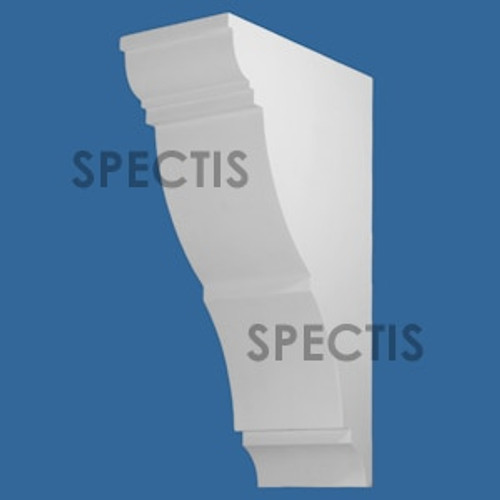 """BL3000 Spectis Eave Block or Bracket 9.25""""W x 32""""H x 18"""" Projection"""