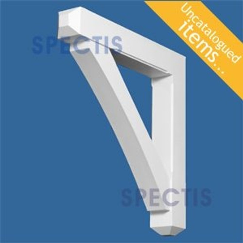 "BL3020 Spectis Eave Block or Bracket 5.5""W x 40""H x 28.5"" Projection"