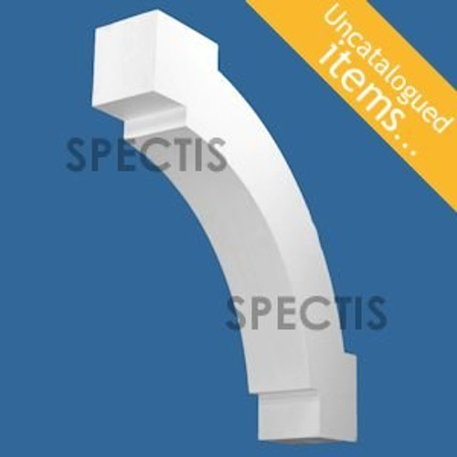 """BL3031 Spectis Eave Block or Bracket 5""""W x 24""""H x 24"""" Projection"""