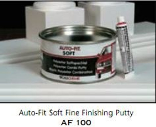 AF100 Finish Putty for urethane molding