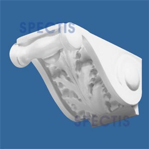 "BL2476A Corbel Block or Eave Bracket 3.25""W x 2.5""H x 5"" P"