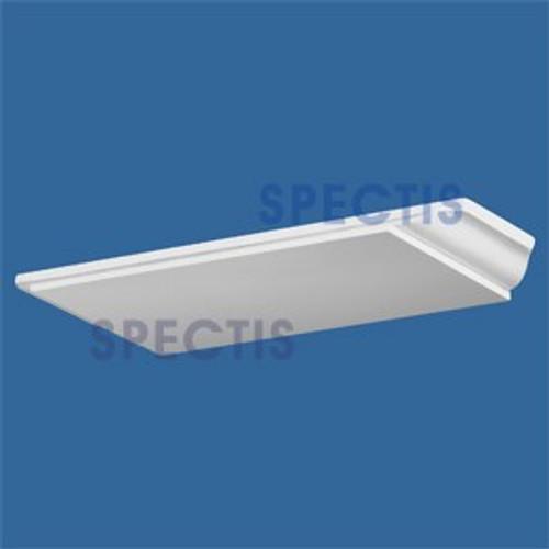 "BL2483C Corbel Block or Eave Bracket 14""W x 1.13""H x 7.5"" P"