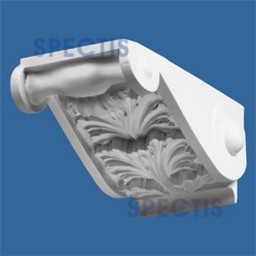 "BL2483L-5/12 Pitch Corbel or Eave Bracket 14""W x 7""H x 11"" P"