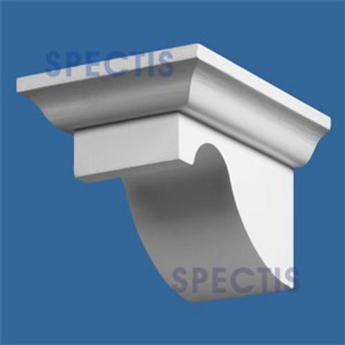 "BL2488 Corbel Block or Eave Bracket 7.13""W x 6""H x 9.25"" P"