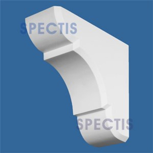 "BL2533 Corbel Block or Eave Bracket 5.5""W x 13""H x 12"" P"