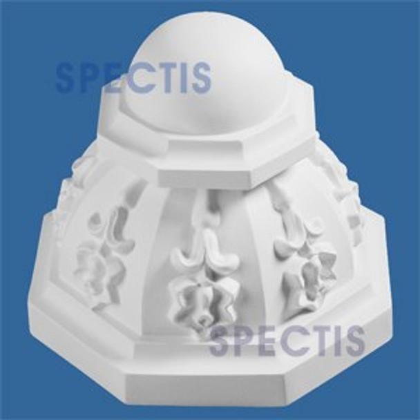 """AC1416 Spectis Urethane Acorn Post Cap 15.75"""""""